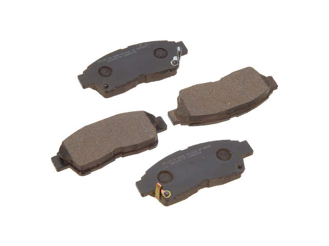 how to change front brake pads on 1999 toyota camry